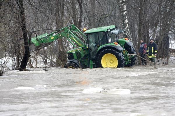 Hidrometeorologai: pavasario potvynis turėtų būti artimas vidutiniam