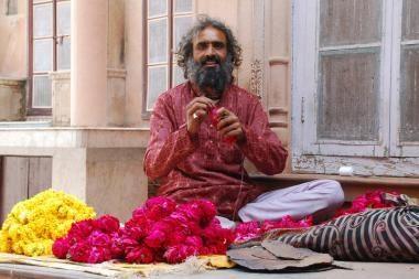 Indijos veidai ir akimirkos – architekto akimis