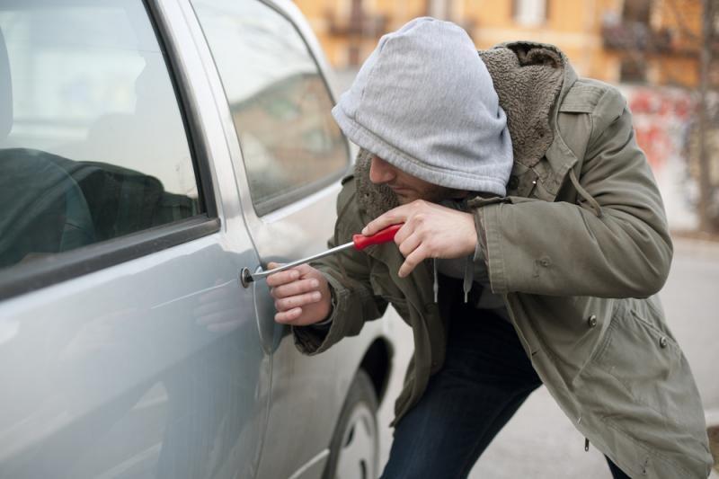 Policija: surandama apie 50 proc. pavogtų automobilių