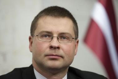 Prie Latvijos vyriausybės prisijungs dviejų partijų atstovai