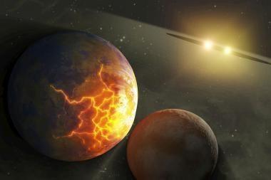 Mokslininkai aptiko didžiausią neutroninę žvaigždę
