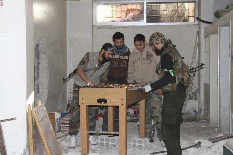 Damaskas kaltina Izraelį padedant teroristinėms grupuotėms Sirijoje