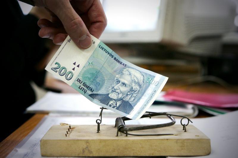 Lietuvos bankas problemų įžvelgia ir kitose kredito unijose