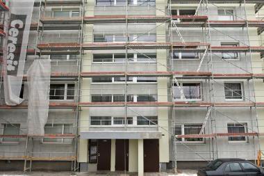 Daugiabučių namų renovacija Šiaulių apskrityje: byloje daugėja įtariamųjų
