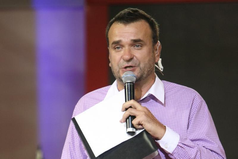Aktorius D. Martinaitis tapo chuliganų auka