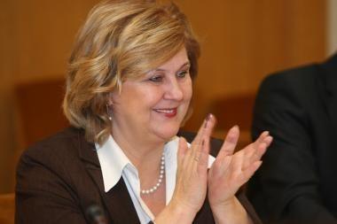 R.Šalaševičiūtė siūlo Vilniuje kurti reabilitacijos centrą pedofilų aukoms