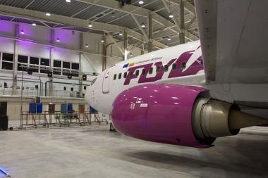"""""""flyLAL charters"""" Italijoje kuria užsakomųjų skrydžių bendrovę"""