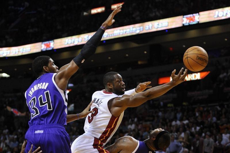 """Majamio """"Heat"""" - NBA lygos Rytų konferencijos finale"""