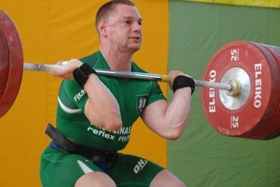 Pasaulio jėgos trikovės čempionatas gali vykti Kaune