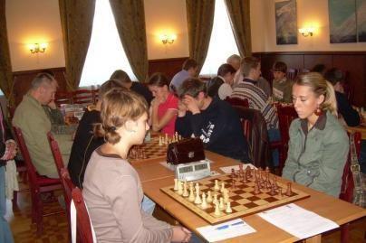 Kovos dėl Kauno šachmatų čempiono vardo