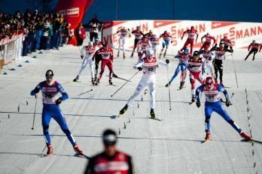Keturiolikmetis Lietuvos kalnų slidininkas istorinę pergalę iškovojo Švedijoje