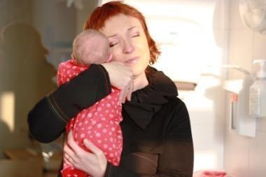 Gyvybės langelyje išgelbėtą pirmąjį kūdikį aplankė A.Baukutė