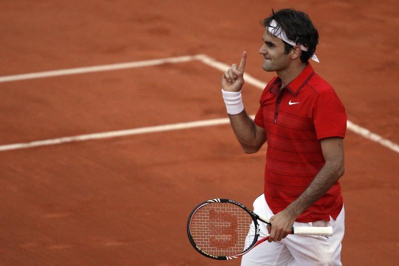 """""""ATP World Tour Finals"""" turnyro finale - šveicaras bei prancūzas"""