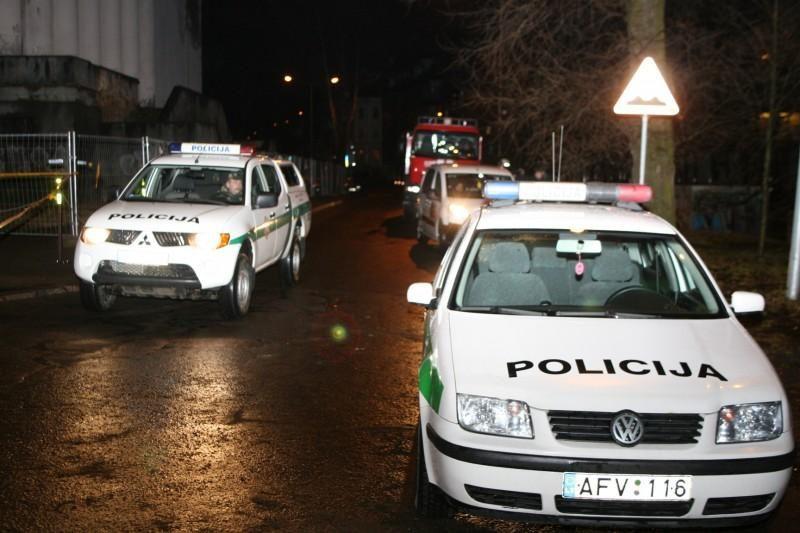Vilniuje susisprogdinęs kaunietis į policijos akiratį nebuvo patekęs