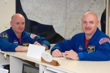 Dvyniams astronautams – pirmoji kosminė misija kartu