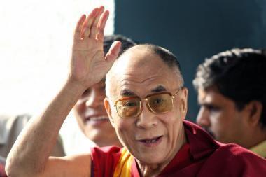 Tibeto dvasinis lyderis prarado viltį
