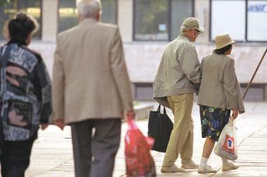 Lietuvos vyrų ir moterų vidutinė gyvenimo trukmė labiausiai skiriasi ES