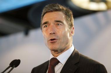 Aljanso vadovas: NATO ir Rusija yra