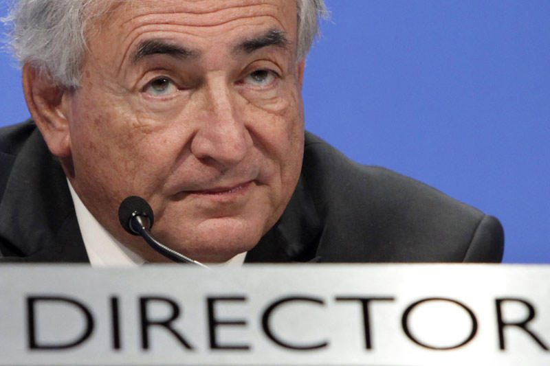 Prancūzijos policija D.Straussą-Kahną išlaikė per naktį