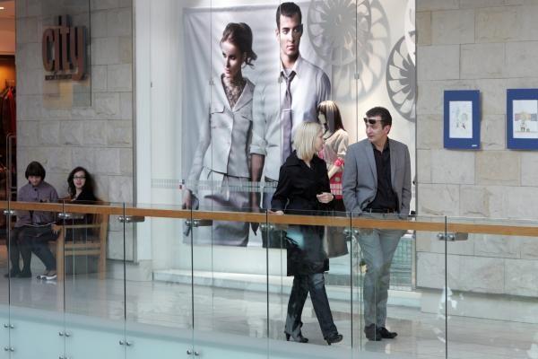 Įtampa dėl nuomos prekybos centruose pasiekė piką