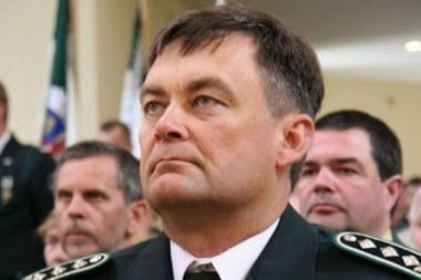STT pareiškė įtarimus VSAT vado pavaduotojui G.Kuznecovui