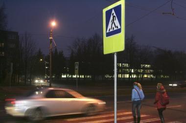 Per parą Klaipėdoje sužaloti šeši pėstieji