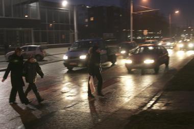 Per parą Kaune sužaloti 7 pėstieji, viena moteris žuvo (atnaujinta)