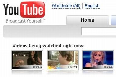 """YouTube"" skelbs Irako pasiekimus"