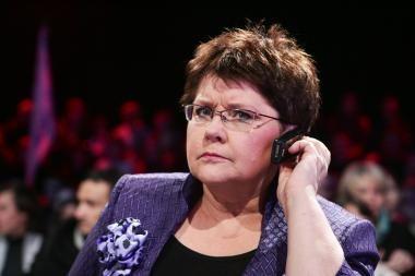 Vilniaus politikė Z.Kelmickaitė įklimpo į skolas už šilumą