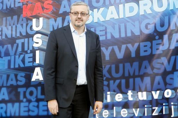 Atsistatydina Lietuvos radijo direktorė J.Litvinienė