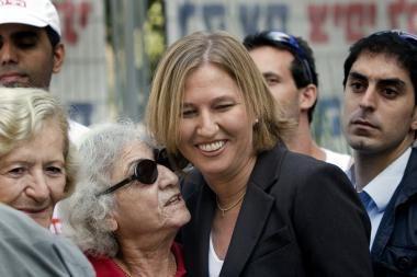 Izraelio valdančioji partija į pirmininko postą išrinko moterį