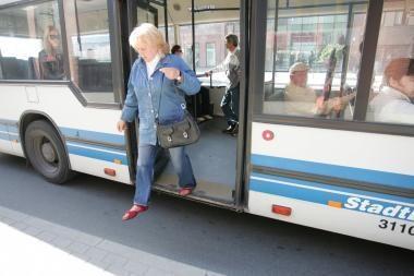 Laikinai keisis 10-ojo autobuso maršrutas