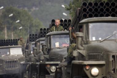 Rusijos armijai narkotikai tampa problema