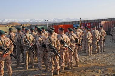 Lietuva į Afganistaną planuoja siųsti naujas policijos ir oro pajėgų apmokymo specialistų grupes