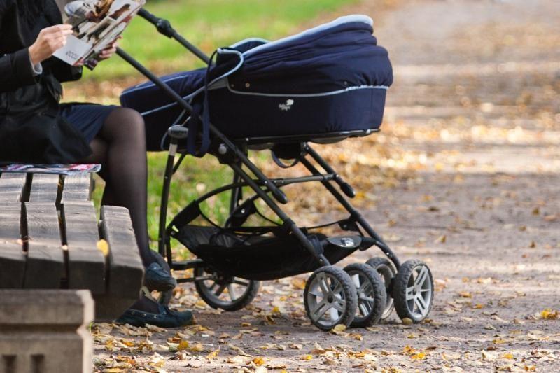 Pasvalio rajone vežimėlyje rastas miręs kūdikis