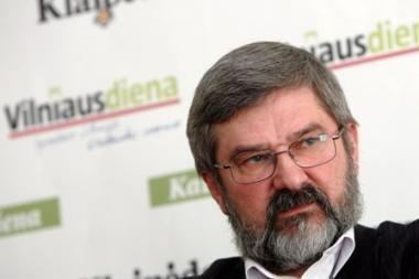 Kandidatas į ministrus atsiras po Prezidentės dekreto dėl A.Čapliko