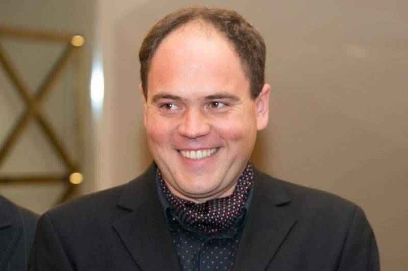 Dirigentas V. Lukočius – ne tik automobilių meistras