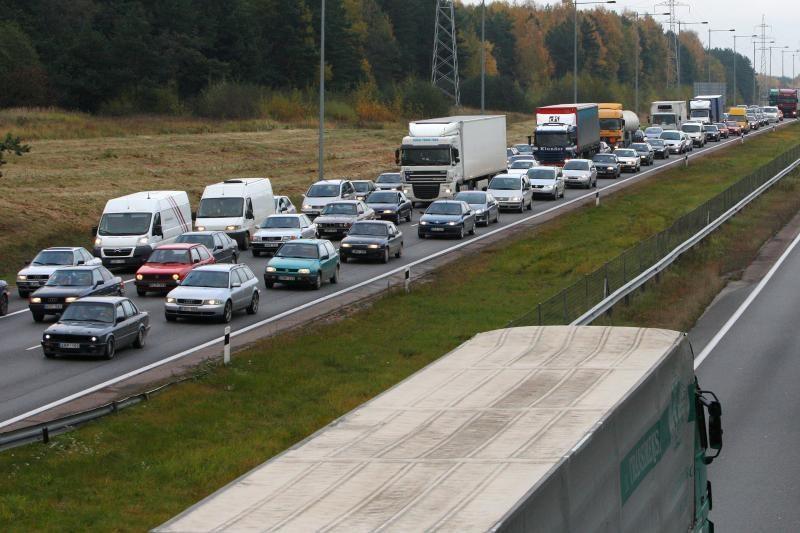 Per savaitę Lietuvos keliuose žuvo devyni žmonės