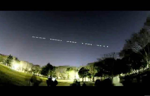 Mažytis japonų palydovas danguje rašys žinutes Morzės abėcėle