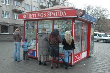 """""""Lietuvos spaudos"""