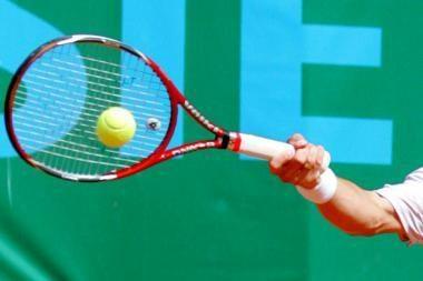 Tenisininkė nepateko į pusfinalį