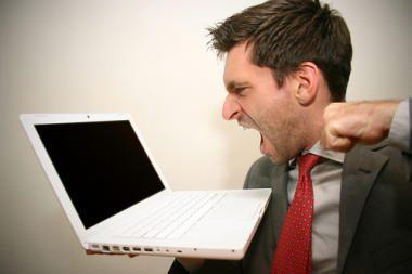Metų pradžioje plačiajuosčiu internetu naudojosi 81 procentas įmonių