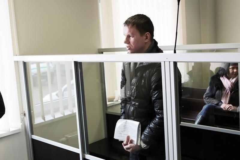 Žuvusio policininko sūnus nuteistas už bandymą pagrobti mašiną