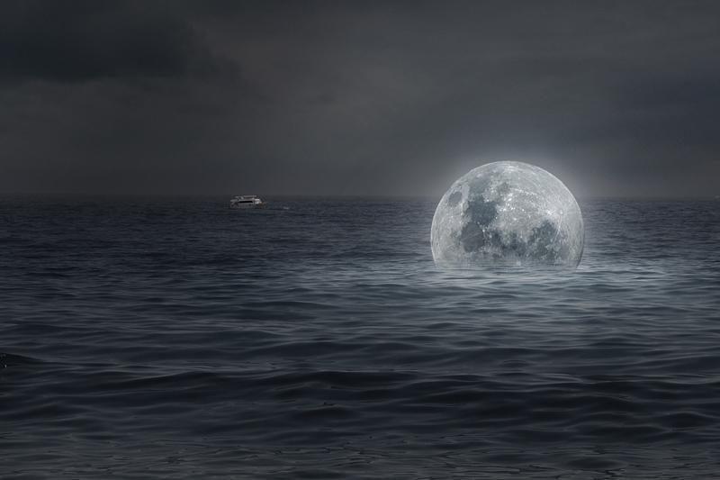 Mėnulio uolienos verčia abejoti vandens palydove teorijomis