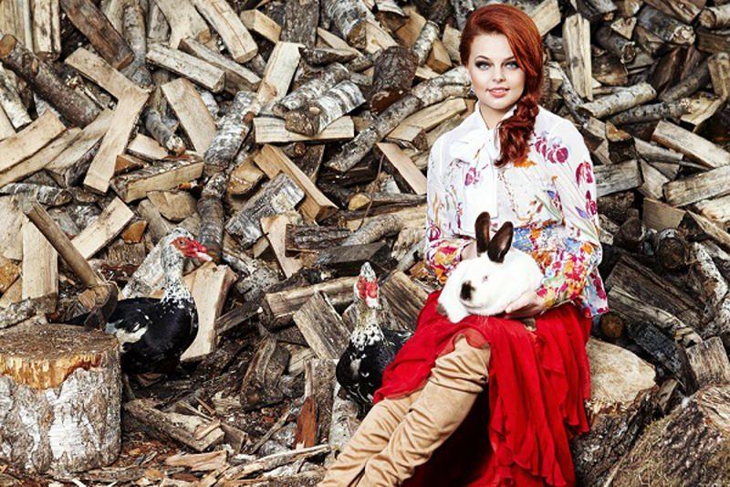 """G.Valaitytė vėl piršliaus TV3 projekte """"Ūkininkas ieško žmonos"""""""