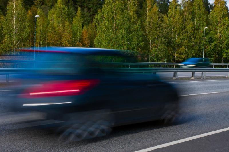 Panevėžio rajono miške rasti trys pavogti automobiliai