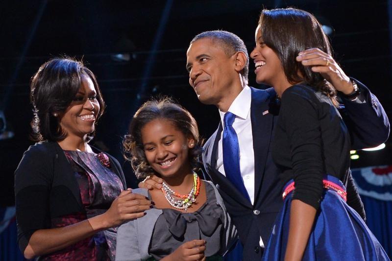 B. Obama prisiekė antrajai JAV prezidento kadencijai (papildyta)