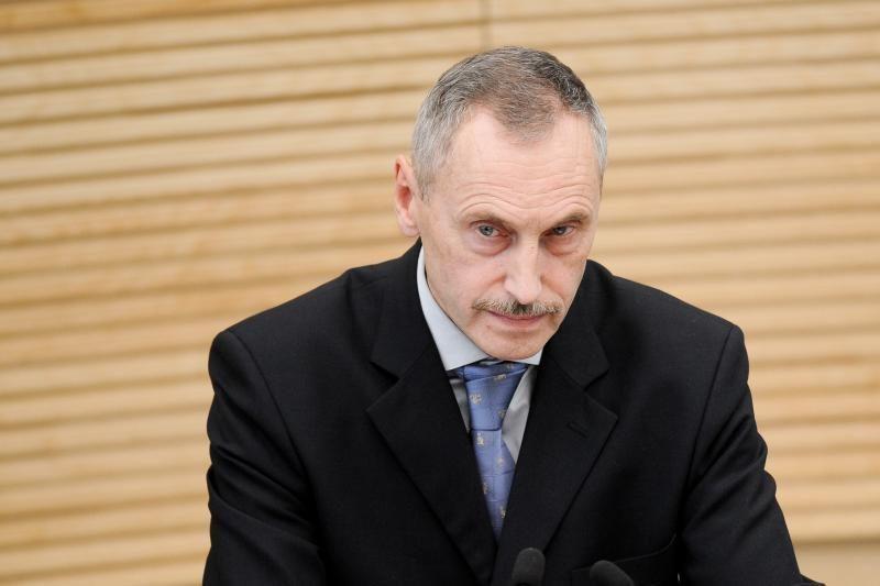 """A.Sekmokas: dėl """"Lietuvos dujų"""" pertvarkos sutarta tik su E.ON"""