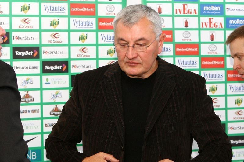 J. Kazlauskas po triuškinančios Lietuvos rinktinės pergalės: turime daug problemų, tačiau neklauskite, kokių