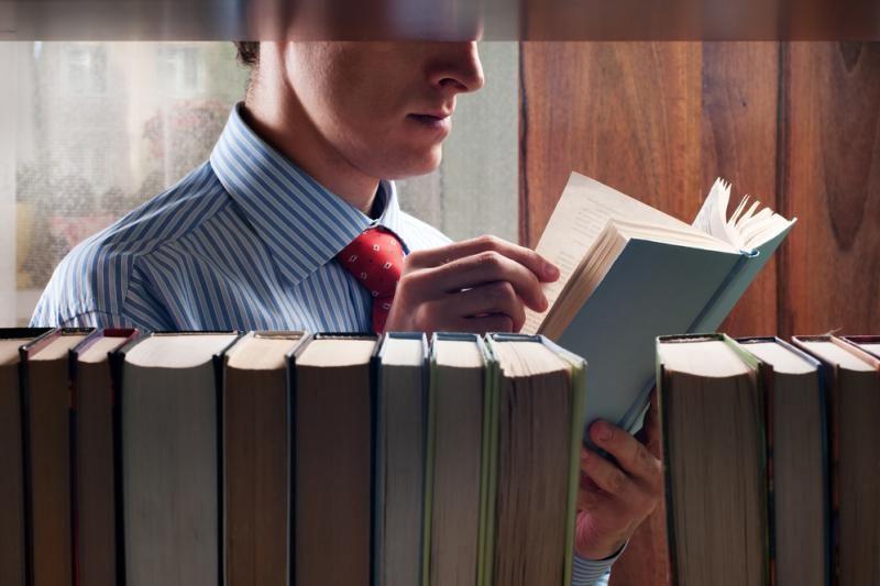 Knygų žiurkės kampelis: ir vėl atjojo drąsiai